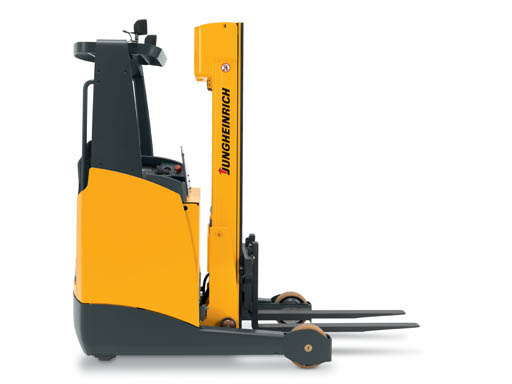 Moving Mast Reach Truck