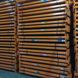 Stow pallet racking beams
