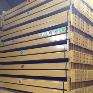 Used Link 51 pallet racking