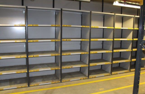 Used Link 51 Shelving
