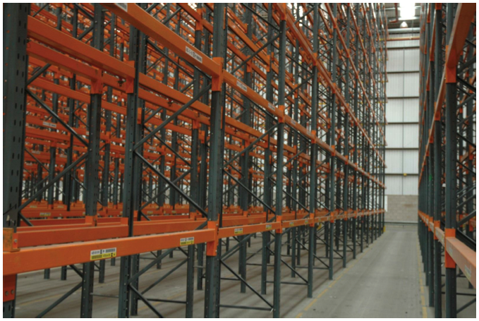 Dexion Speedlock Used Pallet Racking