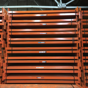 Used Planned Storage warehouse pallet racking
