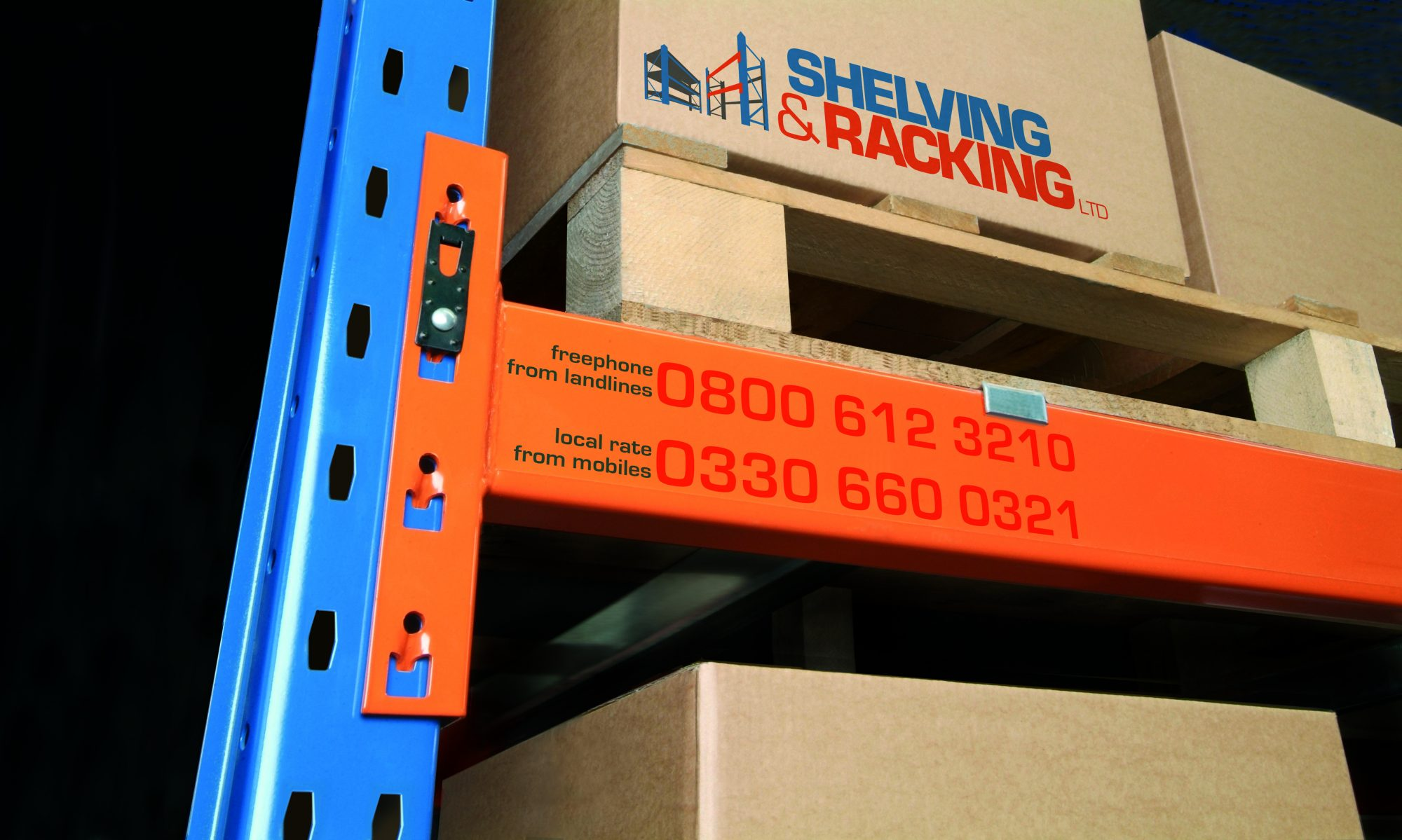 U.S.E. Shelving & Racking